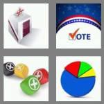 4 pics 1 word 8 letters election