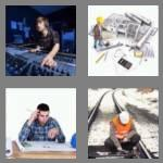 4 pics 1 word 8 letters engineer