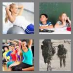 4 pics 1 word 8 letters exercise
