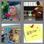4 pics 1 word 8 letters farewell