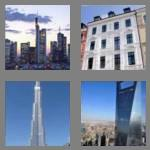 4 pics 1 word 8 letters highrise