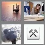 4 pics 1 word 8 letters industry