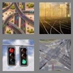 4 pics 1 word 8 letters junction