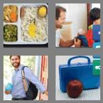 4 pics 1 word 8 letters lunchbox