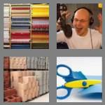 4 pics 1 word 8 letters material