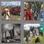 4 pics 1 word 8 letters medieval