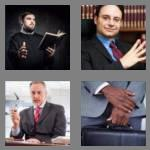 4 pics 1 word 8 letters minister