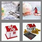 4 pics 1 word 8 letters mortgage