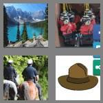4 pics 1 word 8 letters mounties