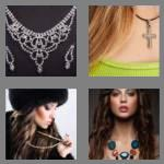 4 pics 1 word 8 letters necklace