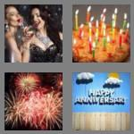 4 pics 1 word 8 letters occasion
