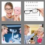 4 pics 1 word 8 letters optician