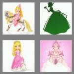 4 pics 1 word 8 letters princess