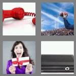 4 pics 1 word 8 letters receiver