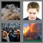 4 pics 1 word 8 letters seething