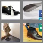 4 pics 1 word 8 letters shoehorn