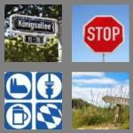 4 pics 1 word 8 letters signpost