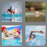 4 pics 1 word 8 letters swimming