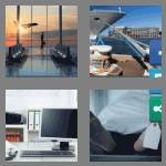 4 pics 1 word 8 letters terminal