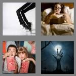 4 pics 1 word 8 letters thriller