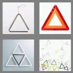 4 pics 1 word 8 letters triangle