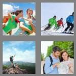 4 pics 1 word 8 letters vacation