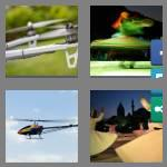 4 pics 1 word 8 letters whirling