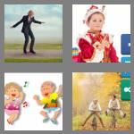 4 pics 1 word 8 letters youthful