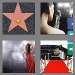 4 pics 1 word 9 letters celebrity