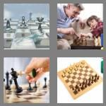 4 pics 1 word 9 letters checkmate