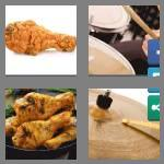 4 pics 1 word 9 letters drumstick
