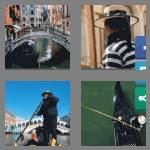 4 pics 1 word 9 letters gondolier