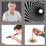 4 pics 1 word 9 letters hypnotize
