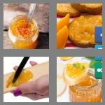 4 pics 1 word 9 letters marmalade