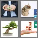 4 pics 1 word 9 letters miniature