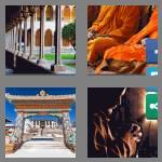 4 pics 1 word 9 letters monastery