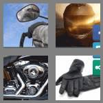 4 pics 1 word 9 letters motorbike